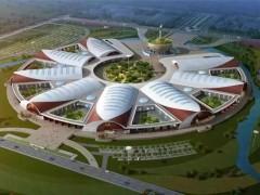 西部首批重点工程、国际农业博览园项目即将竣工